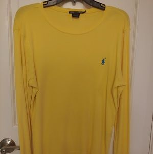Ralph Lauren Sport Long Sleeve T-shirt Women - XL